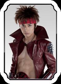 Sengoku Basara: Moonlight Party Cast_2b