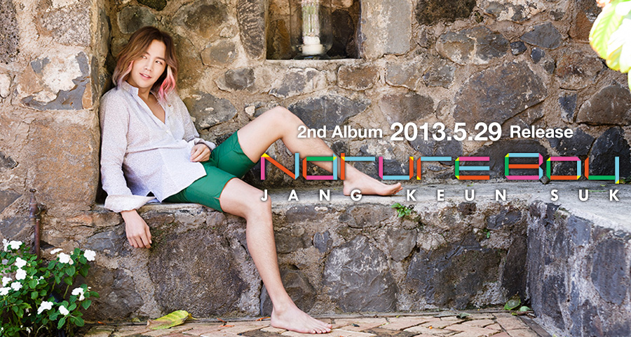 2nd Album�uNature Boy�v2013.5.29����
